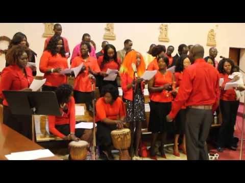 020 SOUTH SUDANESE CATHOLIC CHOIR CALGARY ALBERTA,