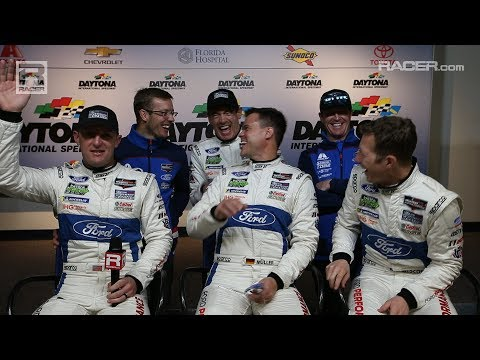 RACER: Truth or Ego with Ford Chip Ganassi Racing
