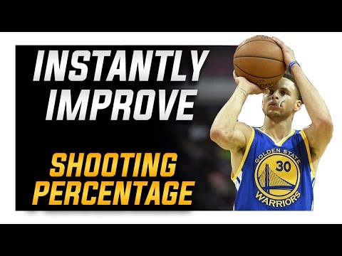 How To: Instantly Increase Your Shooting Percentage