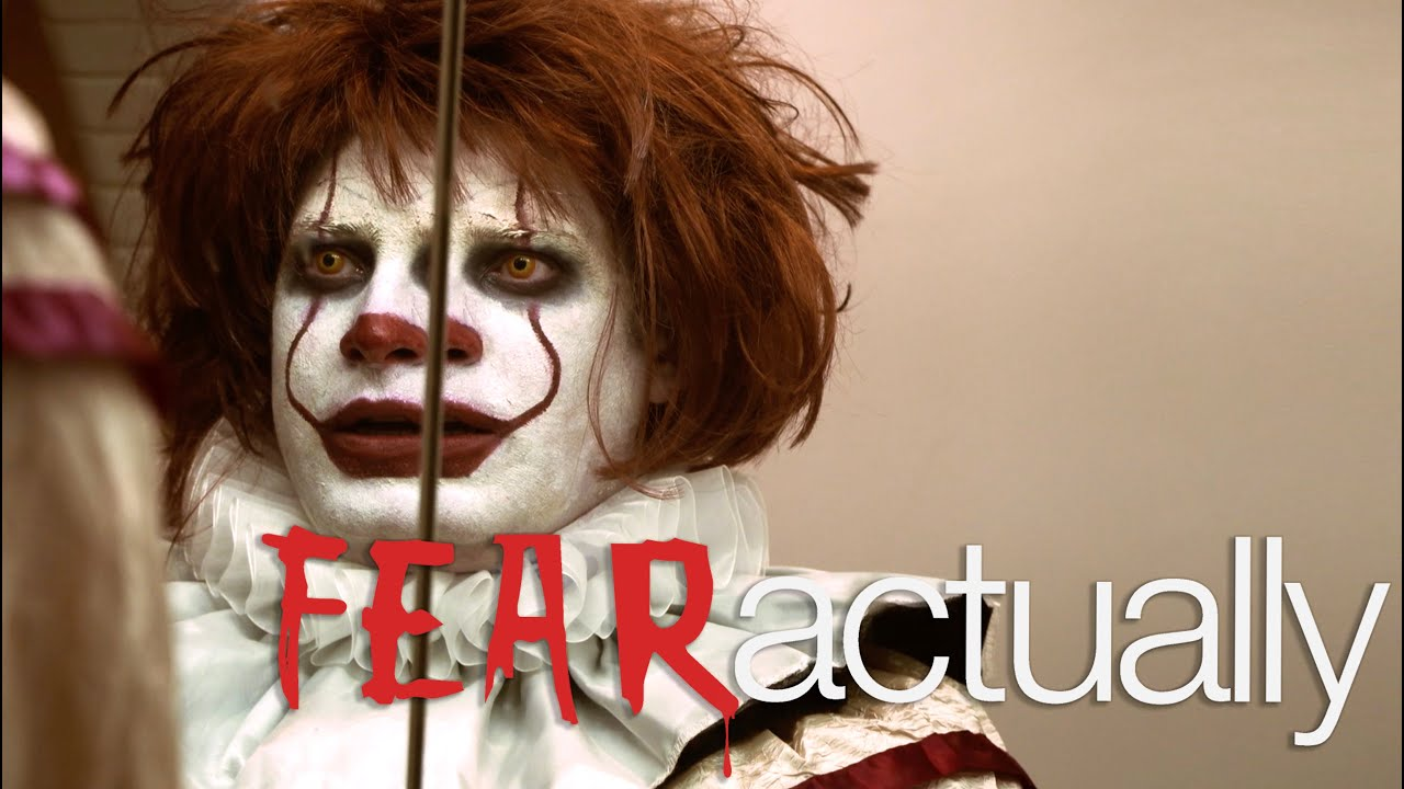 Fear Actually | A Pennywise The Clown Film