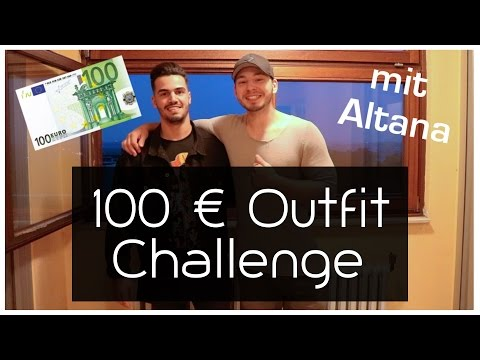 100 € Outfit Challenge Mit Altana | Always Overdressed