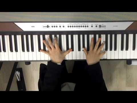 Smokie Norful- Run Til I Finish Piano