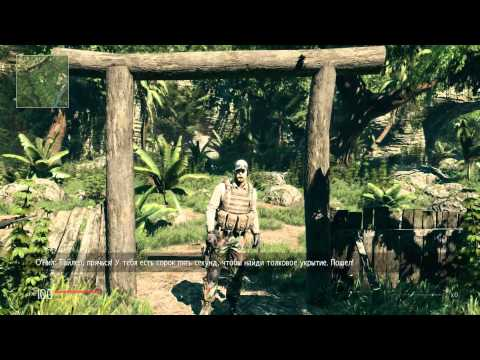 Игра Снайпер Воин Призрак Sniper Ghost Warrior 2010