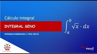 Integral SENO #KevinProfe