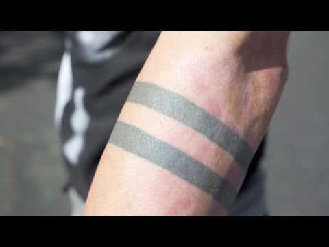 Ryan Guettler explains his tattoos...