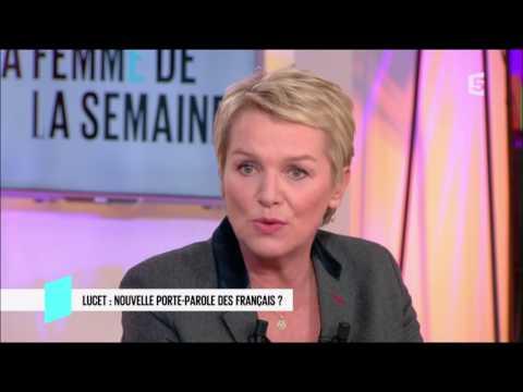 Elise Lucet - C l'hebdo - 21/01/2017