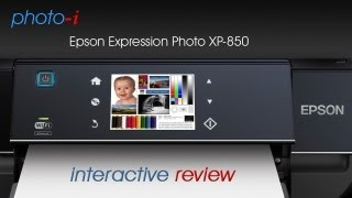 Epson Expression XP850 Review
