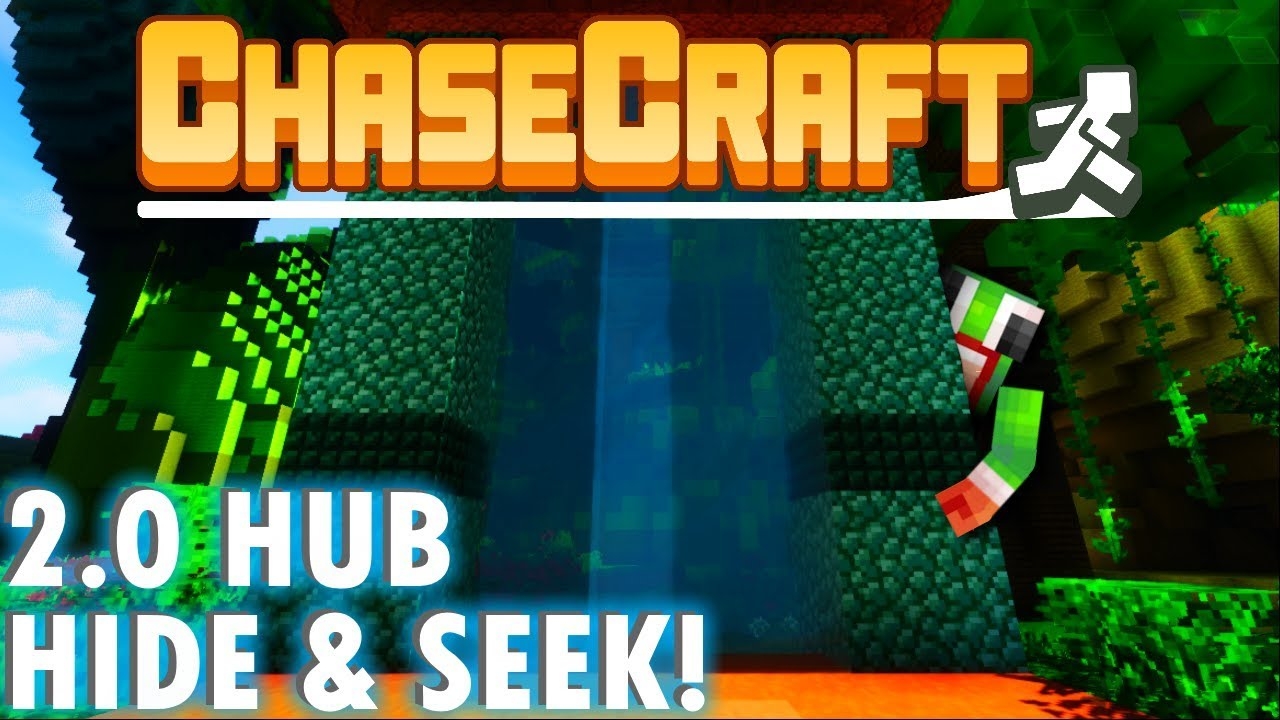 Top Cracked Minecraft Servers Hide And Seek Games Guide Blog