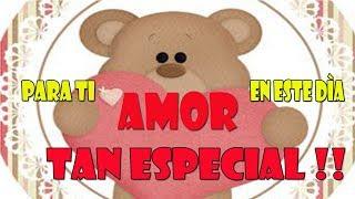 FELIZ DÍA DE AMOR Y AMISTAD- Happy Day of Love and Friendship-Creaciones betina