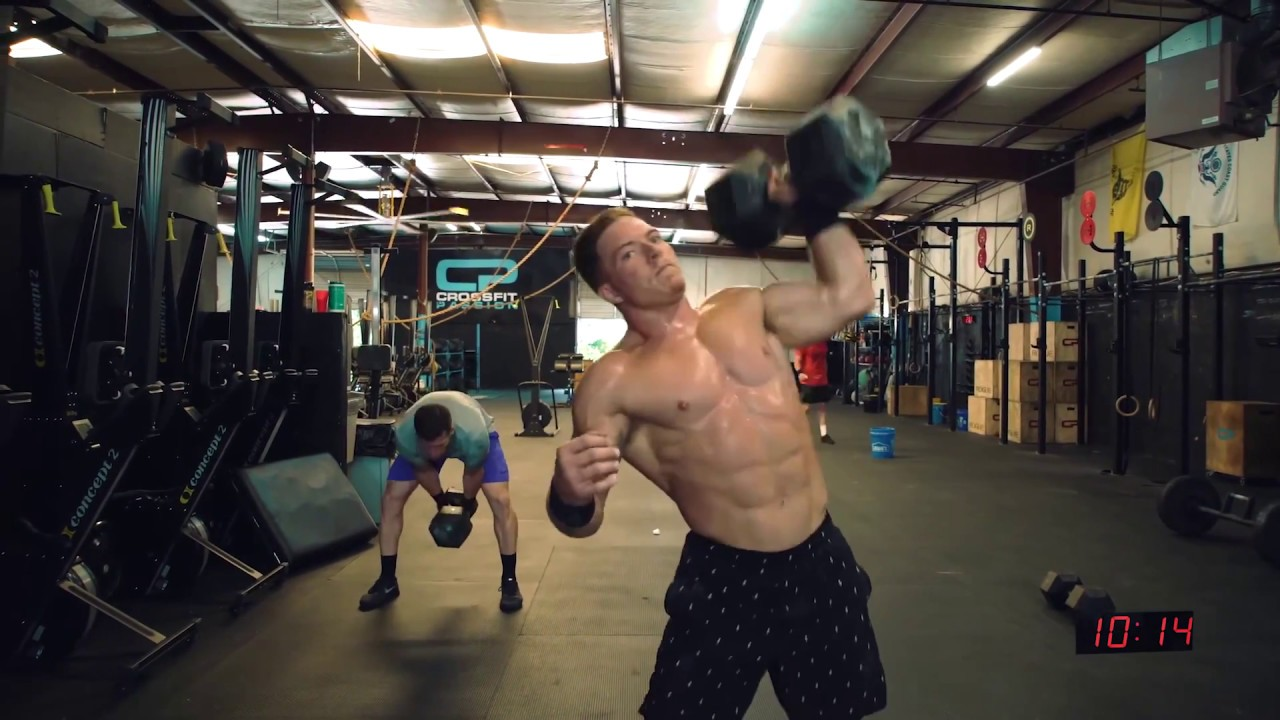 Possible 2018 Crossfit Games Workout Fitness Video