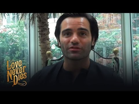 Ramin Karimloo answers your questions | Love Never Dies