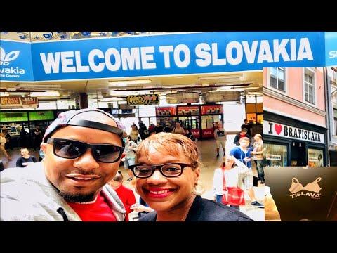 BLACK PEOPLE TRAVEL TO BRATISLAVA, Slovakia - Is Bratislava Worth Visiting? Things To Do, See, & Eat