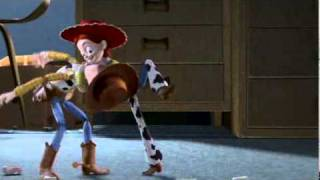 Pixar: Toy Story 2 - Movie Clip - Woody's Roundup! (Blu-Ray Promo)