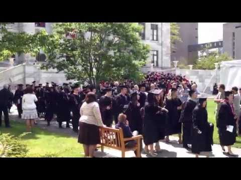 Harvard Medical School Graduation Day 2014
