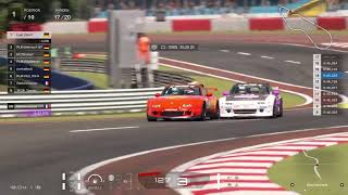 GT Sport Radical Racing GT3 Live Races