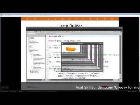 Groovy for Java Developers from SkillBuilders