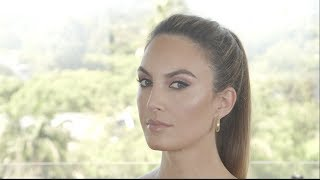 Red Carpet Makeup with Elizabeth Chambers | Monika Blunder
