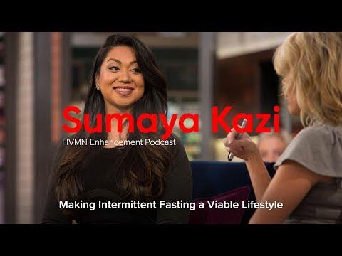 Making Intermittent Fasting a Viable Lifestyle ft. Sumaya Kazi || HVMN Podcast Ep. 62