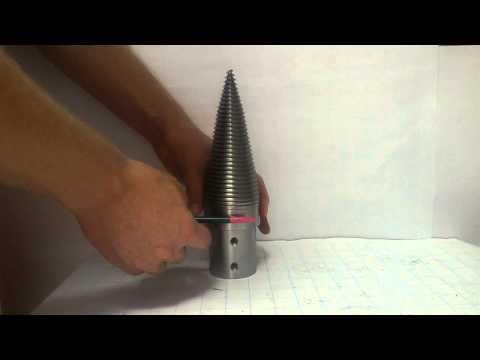 Как правильно выбрать винтовой дровокол?