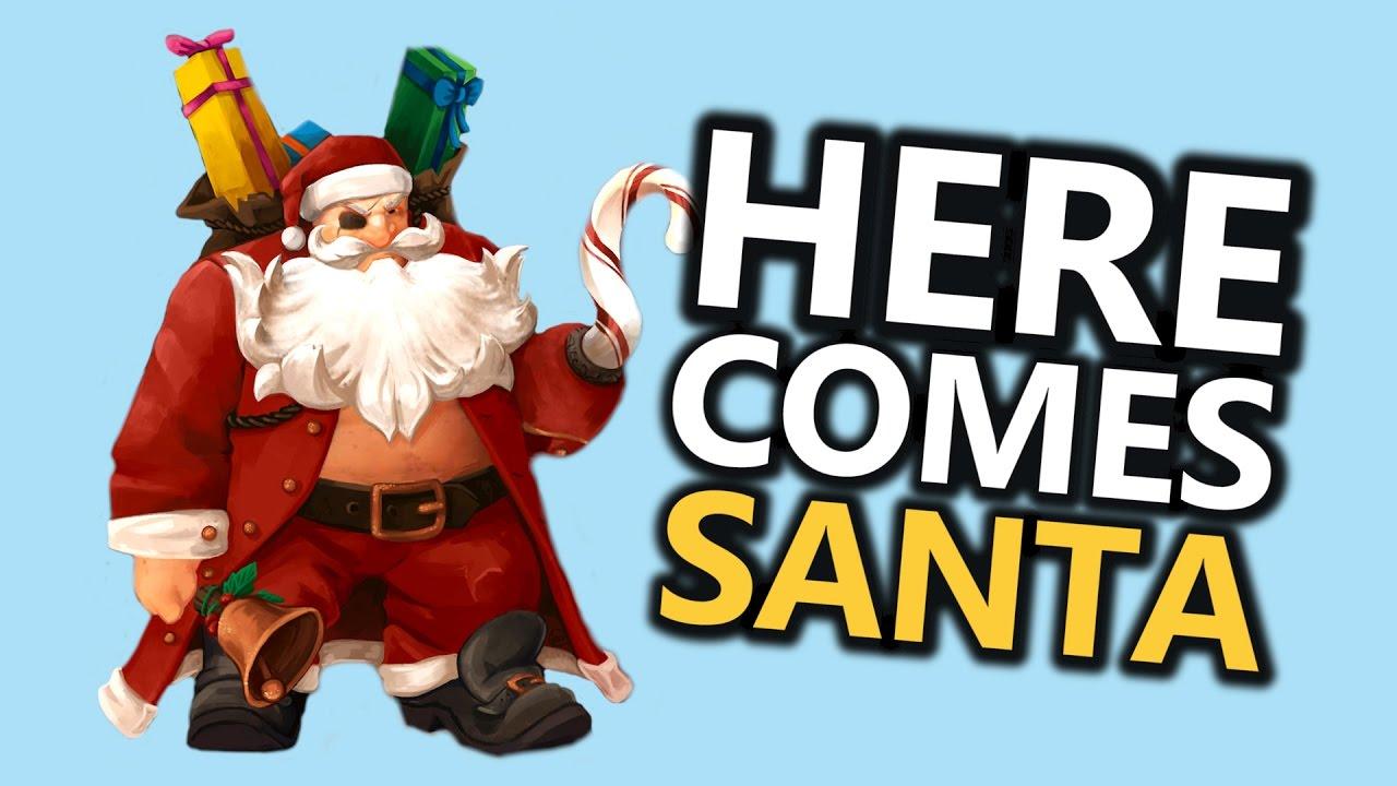 overwatch christmas coming soon youtube