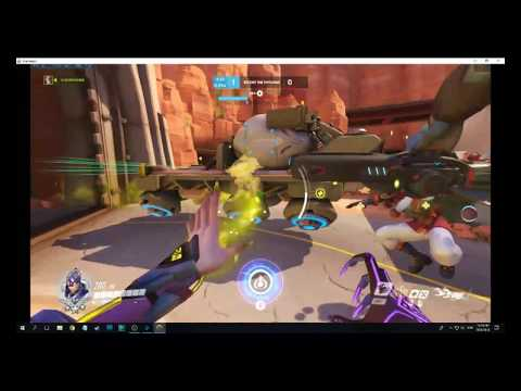 [Overwatch S9 Comp, Route 66] Why does our rando have no faith in our healers?