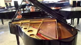 Yamaha G3 Grand Piano for Andy