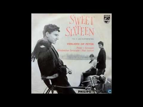 Sweet Sixteen - Peter (karaoke)