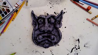 Cer i Greu | Sut i Greu Gargoyle | Make your own Gargoyle!