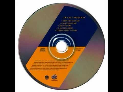 De'Lacy - Hideaway (Deep Dish Radio Mix) [Deconstruction 1995]