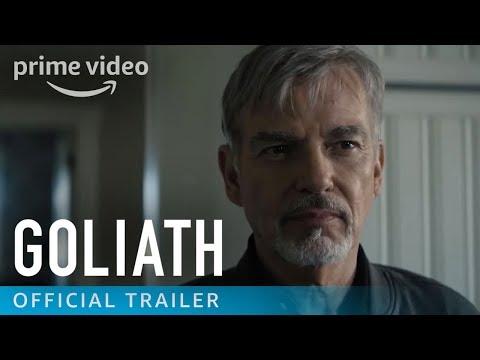 Goliath Season 3 - Official Trailer | Prime Video