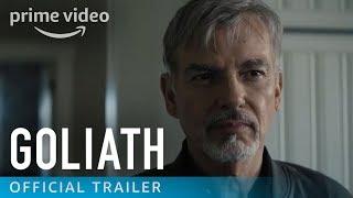 Goliath Season 3 - Official Trailer  Prime Video