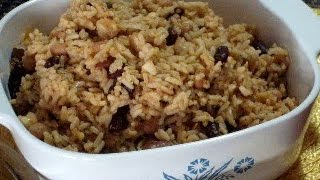 How To Make - Easy Beans And Rice - Healthy Eating