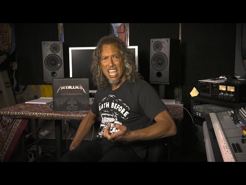 """Metallica: Back to the Front - """"My Guitar Smells Like #%$&!%$ Deviled Ham!"""""""