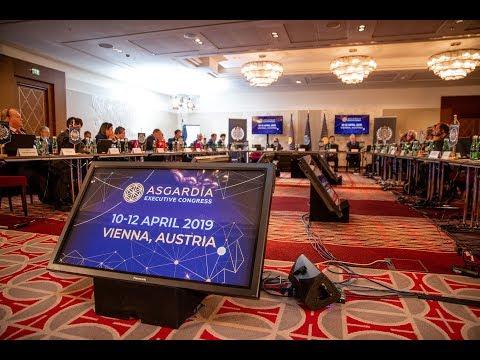 10-12 апреля 2019: I Конгресс правительства и парламента Асгардии