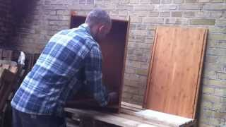 We Do Wood - Correlation Bench assembly instruction video