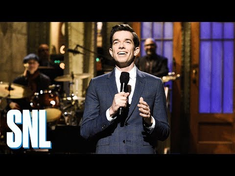 John Mulaney Hosted SNL and Boy Did He Deliver