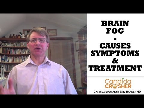 Brain Fog - Causes, Symptoms & How To Treat