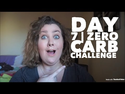 WE MADE IT! | Day 7 of Zero Carb Challenge | Keto Living