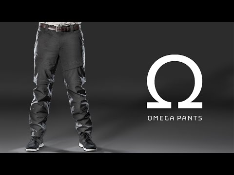 Video OMEGA pants by Graphene-X