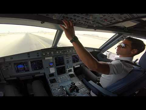 A320 The WOW! Landing