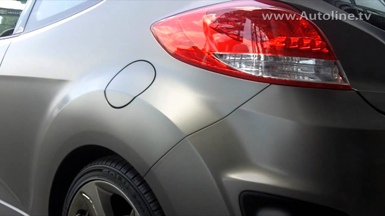 Hyundai Veloster Satin Paint Youtube