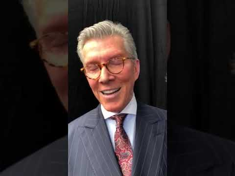 Michael Buffer talks about his move to DAZN