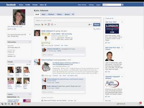 Facebook Chat Privacy Setting