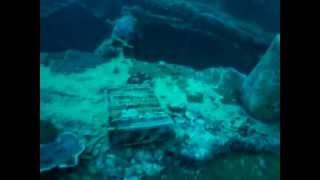 沈船ダイビング PALAU