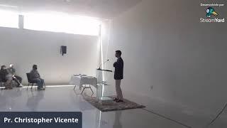 Exposição Bíblica em Gênesis 25.27-34 -Pr. Christopher Vicente