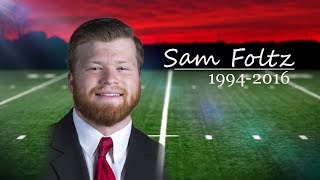 Sam Foltz Former Nebraska Punter ULTIMATE Tribute. 1994-2016 RIP