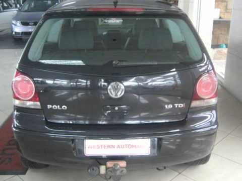 2007 volkswagen polo 1 9 tdi sportline auto for sale on auto trader south africa youtube. Black Bedroom Furniture Sets. Home Design Ideas