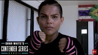 Dana White's Contender Series Brasil – Uma Chance no UFC: Estefani Almeida