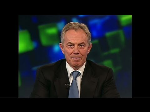 CNN Official Interview: Tony Blair: It's 'over' for Mubarak in Egypt