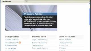 Section 2: How to find review articles, systematic reviews and meta-analyses 23 min 35 sec